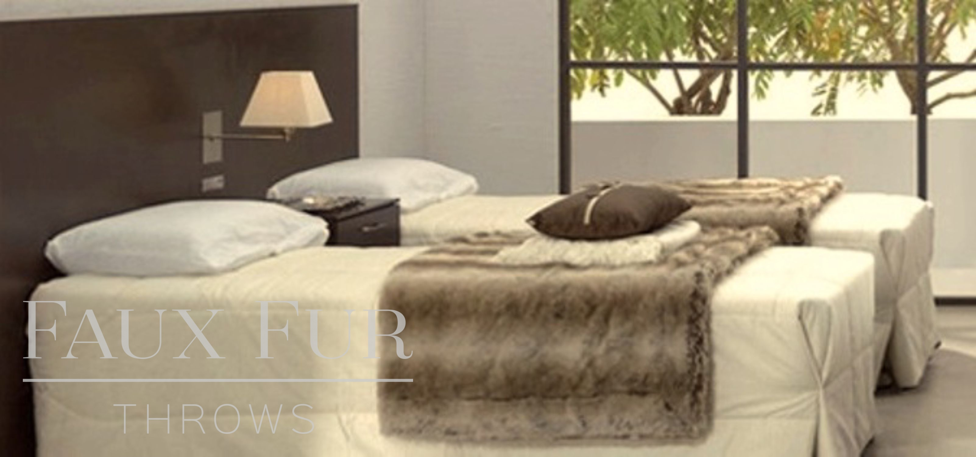 single bed size design. Faux Fur Bed Throw Single Size Design