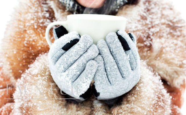 The Big Freeze is on its Way. Snuggle up and Keep Warm