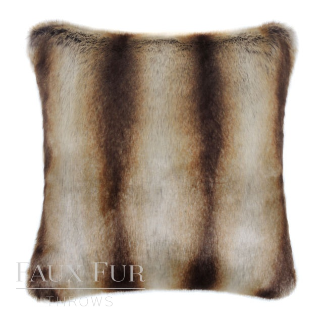 ANDALUSIA Luxury Faux Fur Cushion