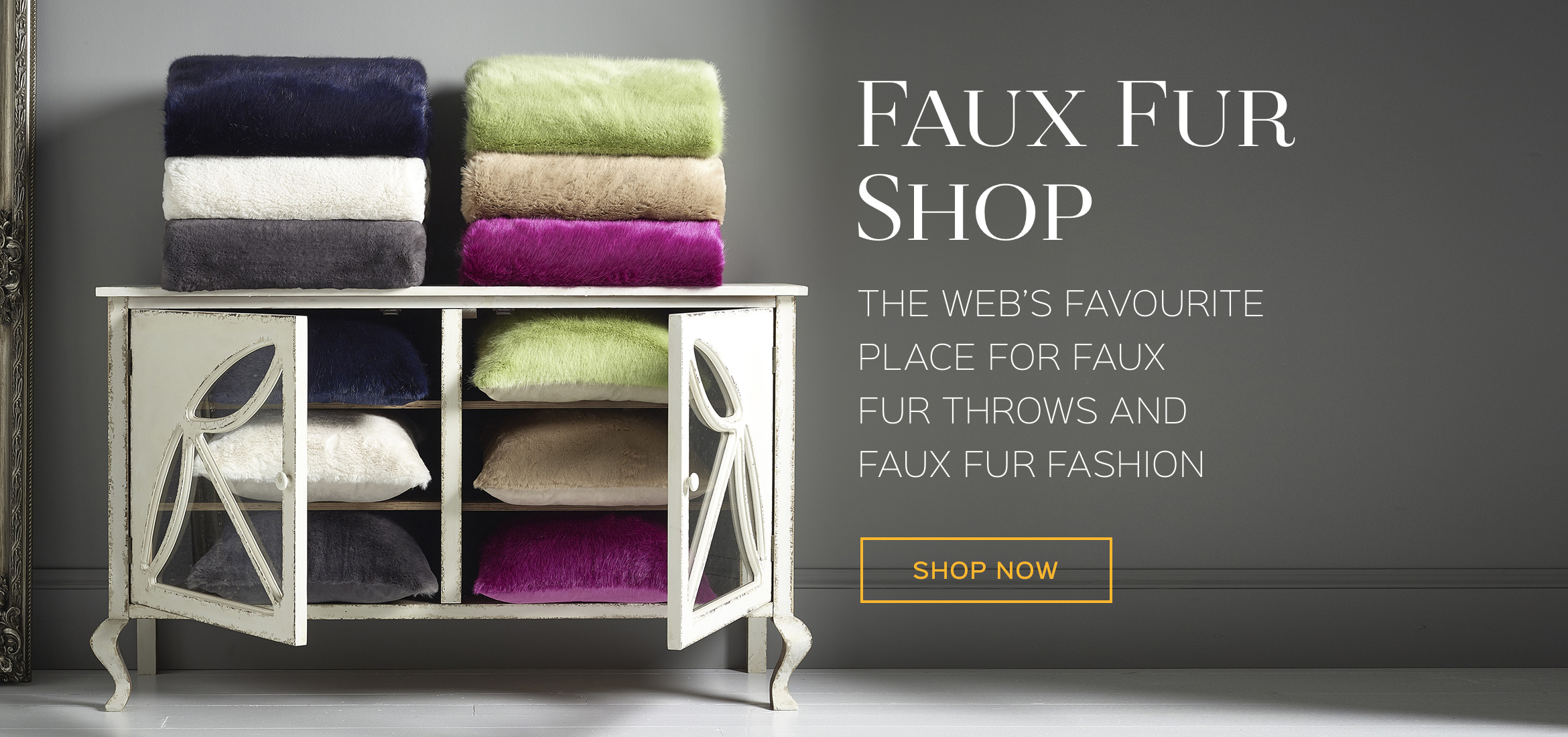 Welcome to Faux Fur Throws