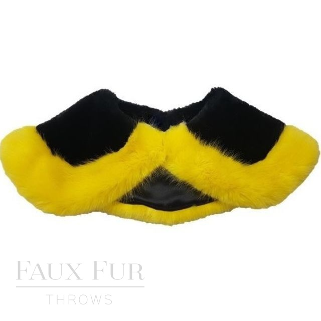 Faux Fur Sailor Collars